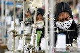 Pengusaha berharap industri garmen bisa diselamatkan saat pandemi corona