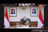 Menristek: Tipe virus corona Indonesia sama dengan Wuhan