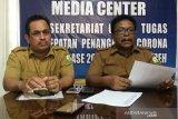 Kasus COVID-19 di Aceh  bertambah enam orang