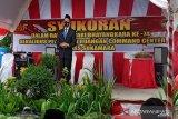 Bupati mengucap syukur Sukamara mampu hadapi pandemi COVID-19