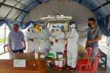 Di Sultra, Gugus Tugas COVID-19 lakukan tes cepat 7.179 orang secara gratis