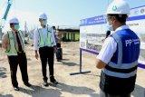 Capai 8 persen, pembangunan Tol Semarang-Demak Seksi II ditargetkan rampung 2022