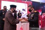 HUT Bhayangkara perkuat sinergitas lawan Corona dan Karhutla Riau