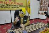 Satu kasus positif COVID-19 di Lampung tanpa riwayat perjalanan