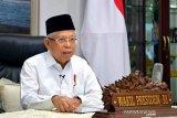Wapres optimistis Indonesia bisa melewati masa sulit 2020-2021