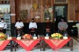 Bupati Bantul memantau kesiapan pembukaan pondok pesantren normal baru