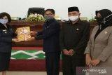 Rekomendasi LKPj dari DPRD Barsel ingatkan Bupati terhadap sumpah jabatan