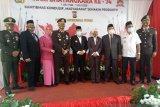 Plh Bupati Morut hadiri peringatan HUT Bhayangkara di Polsek Petasia