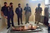 Seorang begal tewas duel dengan polisi di OKU Timur