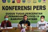 17 tenaga medis reaktif  COVID,  Dinkes: Dua Puskesmas di Batang  ditutup