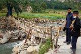 Sering meluap, anggota DPRD Sumbar usulkan normalisasi Sungai Batang Bawan