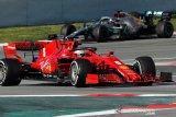 Ferrari terpaksa lepas Sebastisn Vettel karena pandemi