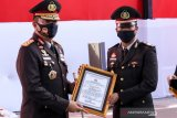 Kasatreskrim menolak laporan anak durhaka diganjar penghargaan Kapolda NTB