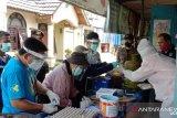 Palangka Raya lakukan 'rapid test' pada para PKL di sekitar pasar
