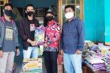 Legislator Kalteng bantu sembako ke mahasiswa asal Kotim