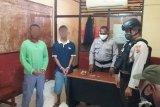 Polisi Jayapura tangkap dua pemuda transaksi ganja