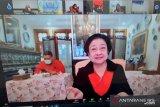 Megawati resmikan 20 kantor partai secara virtual