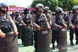 Warga kembali blokir jalan di Madina buntut penahanan beberapa orang yang diamankan terkait kericuhan
