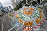 Menkeu:  Indonesia berkomitmen atasi perubahan iklim