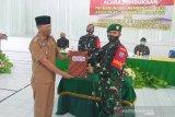 Lokasi pelaksanaan TMMD di Sukamara mendapat apresiasi bupati
