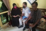 Jasa Raharja Lampung serahkan santunan korban kecelakaan bus