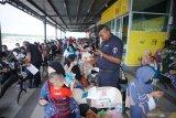216 pekerja migran ilegal dipulangkan ke Kabupaten Asahan