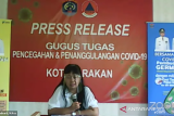 Lima pasien positif COVID-19 di Tarakan dinyatakan sembuh