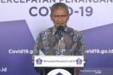 Update COVID-19 di Indonesia:  26.667  pasien sembuh, 59.394  orang positif