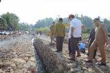 Normalisasi Intake Sungai Baringin bisa aliri 120 hektare lahan sawah di Padang