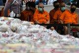 Pengiriman puluhan kilogram ganja di Pekanbaru rupanya dikendalikan dari lapas