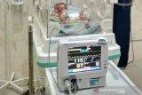 Bayi berusia sepekan di Kudus terinfeksi COVID