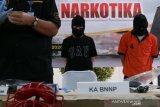 BNNP NTB apresiasi aparat gabungan mengungkap kasus narkoba kelas kakap