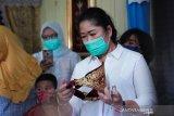 Diambang kepunahan, Dekranasda bentuk kampung kerajinan khas Palembang 'Angkinan'