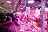 China menghentikan impor daging dari Amerika dan Eropa