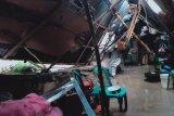 Longsor di kompleks Benteng Otanaha Gorontalo, satu orang terluka