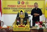 Dinkes mencatat hari ini Lampung nihil kasus positif COVID-19