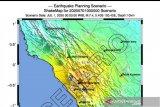Terkait potensi gempa kuat di Segmen Sianok, ini penjelasan BMKG Stasiun Geofisika Padang Panjang