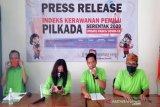 Bawaslu apresiasi KPU Surakarta lakukan verfak dengan disiplin protokol kesehatan