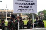 Aset Akademi TNI di Kantor Pemkot Magelang dilakukukan pematokan