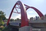 Rektor Undip resmikan jembatan Sikatak penghubung di kampus senilai Rp22,2 M