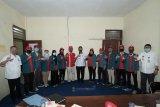 Sekda Pesisir Barat terima mahasiswa KKN Unila