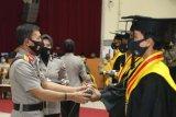 293 taruna Akpol  Semarang diwisuda