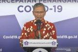Pasien sembuh COVID-19 di Indonesia 28.219 orang, 62.142 kasus positif