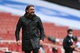 Daniel Farke minta Norwich bisa jaga gawang mereka dari Liverpool
