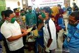 Gubernur pantau penyaluran BST di Pulang Pisau
