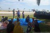 PWI Agam gelar family gathering di Pantai Terpedo