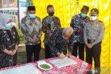 Gerakan satu rumah satu padasan di Jatisawit Sleman untuk cegah COVID-19