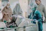 Bayi Zaskia Adya Mecca dipasangi alat bantu pernapasan