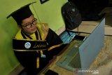 UIN Raden Fatah gelar wisuda secara daring