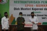 Menkop dorong BMT di Rembang memberdayakan sektor perikanan